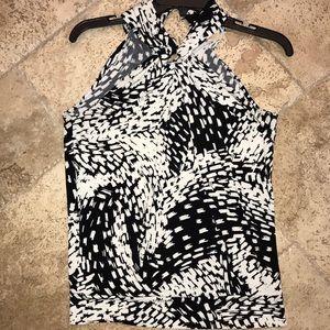 Women's Michael Kors blouse halter. Sz. S